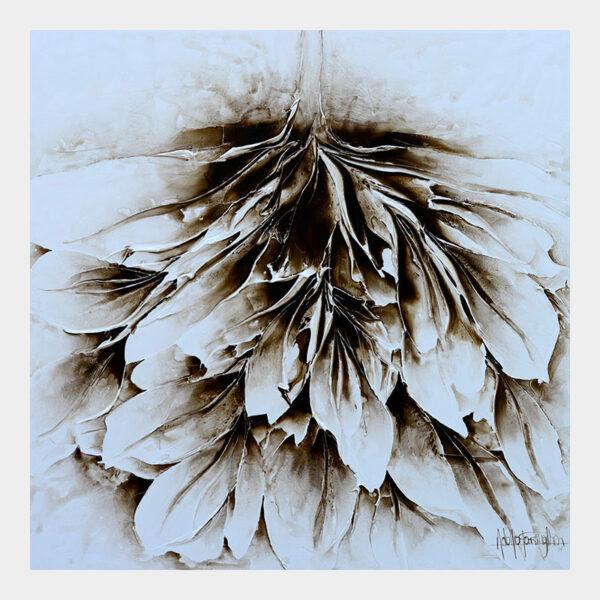Sepia's Flower IX