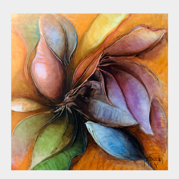 Caribbean Flora I – Limited Edition Print