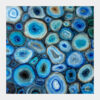 Blue Agate - Limited Edition Print