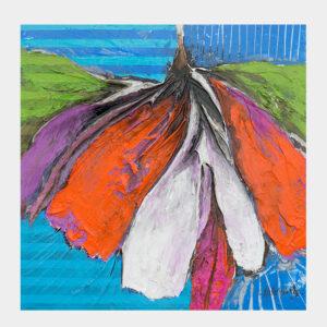 Caribbean Flora II – Limited Edition Print